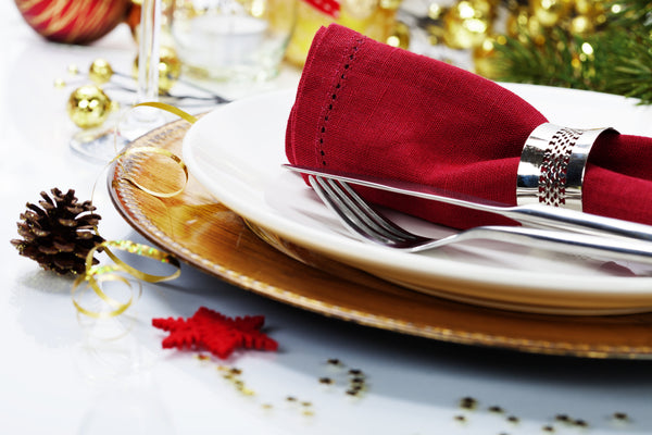 holidays-table-set knife fork