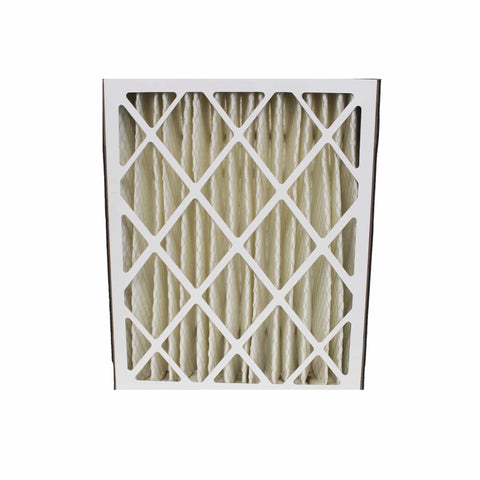 Replacement 20x25x5 MERV-8 HVAC Furnace Filter, Fits Honeywell F100, F200 & SpaceGard, Compatible with Part FC100A1037