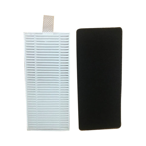 Replacement Filter & Foam, Fit Eufy RoboVac 11 & 11C Vacuum Cleaners