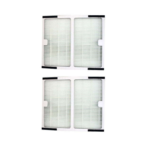 2pk Replacement Air Purifier Filters, Fits Idylis, Compatible with Part IAF-H-100B