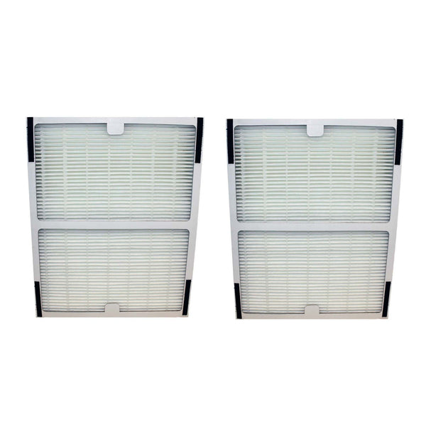 2pk Replacement A Air Purifier Filters, Fits Idylis, Compatible with Part IAF-H-100A