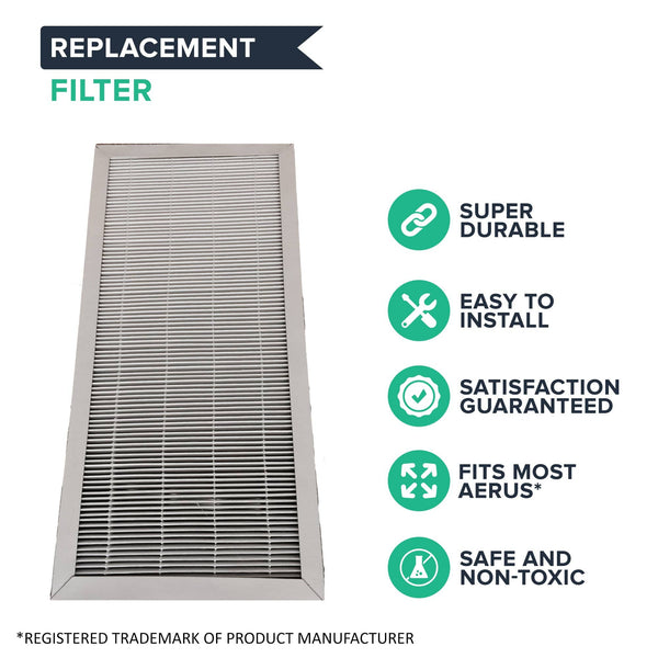 Replacement Air Filter, Fits Aerus Guardian TiO2 Air Purifier
