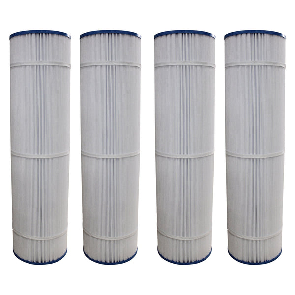 4pk Replacement Pool Filters, Fits Filbur FC-1977, Pleatco PCC105, Pentair Clean & Clear Plus 420 & Unicel C-7471