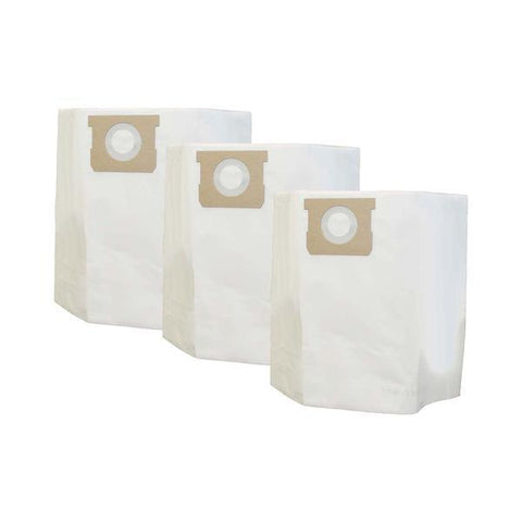 Think Crucial Replacement Vacuum Bags Compatible with Shop-Vac Part # SV-9067200 & 9066200, Fits 10-14 Gallon Wet & Dry Vacuums, Bulk