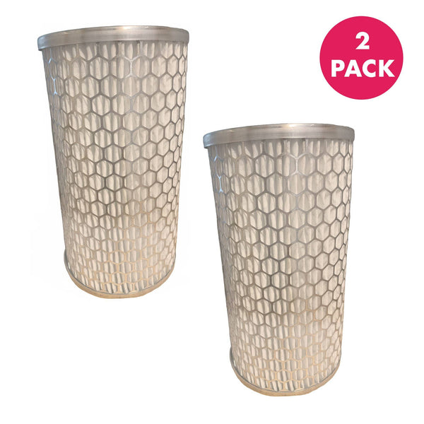 Think Crucial Replacement HEPA Style Post-Filter, Compatible with Gray Version 2.1 Designed to Fit Molekule (TM) Air Cleaner Purifier Machine, Bulk Post Filters