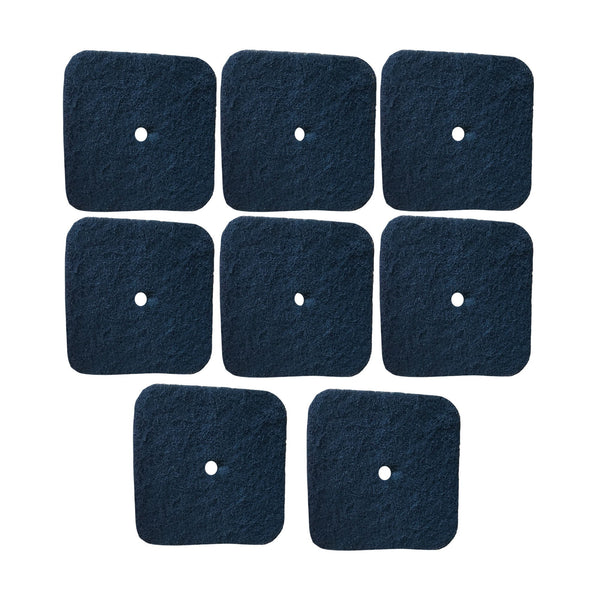8pk Replacement Carbon Filters, Fits Catit Litter Pan, Compatible with Part 50685, 50700, 50701, 50702, 50722, 50695 & 50696