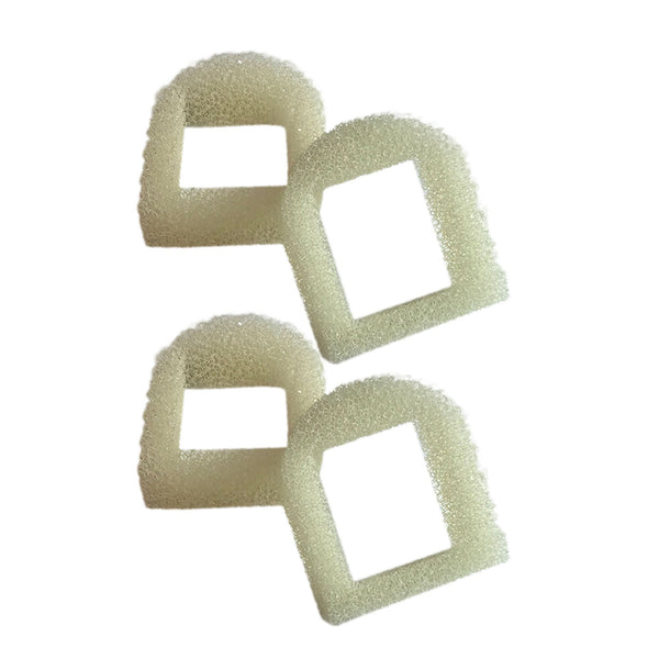 4pk Replacement Foam Pre Filters, Fits Drinkwell 360, Lotus, Avalon, Pagoda & Sedona Pet Fountains