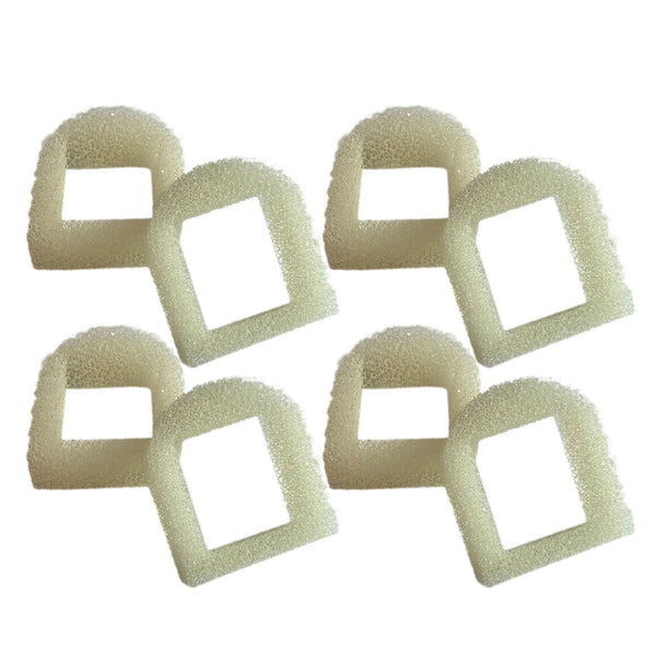 8pk Replacement Foam Pre Filters, Fits Drinkwell 360, Lotus, Avalon, Pagoda & Sedona Pet Fountains