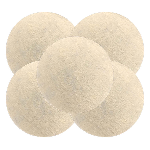 500PK Replacement Unbleached Paper Coffee Filter, Fits Aerobie AeroPress