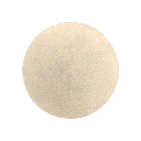 Think Crucial Unbleached Paper Coffee Filter compatible with Aerobie Aeropress Coffee & Espresso Makers