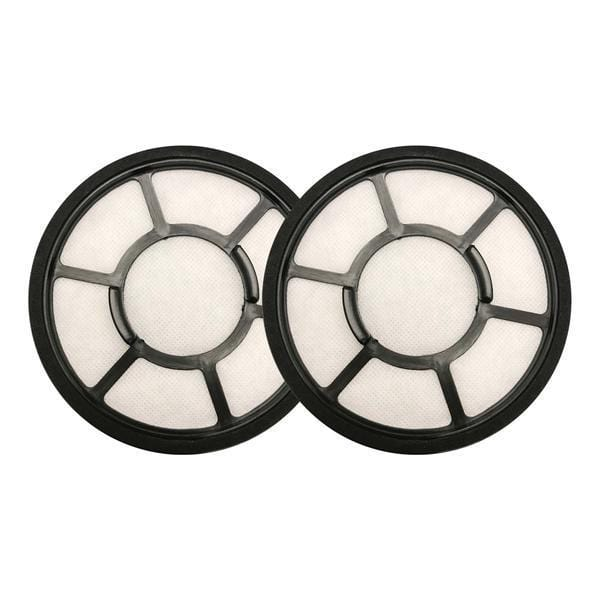 Think Crucial Replacement Air Filters - Compatible With Black & Decker Filter Part BDASV102 - Models 5.5 x 5.5 x 1 - Circular Pre-Filter Part, Fits Vac Models Airswivel Vacuum Cleaners