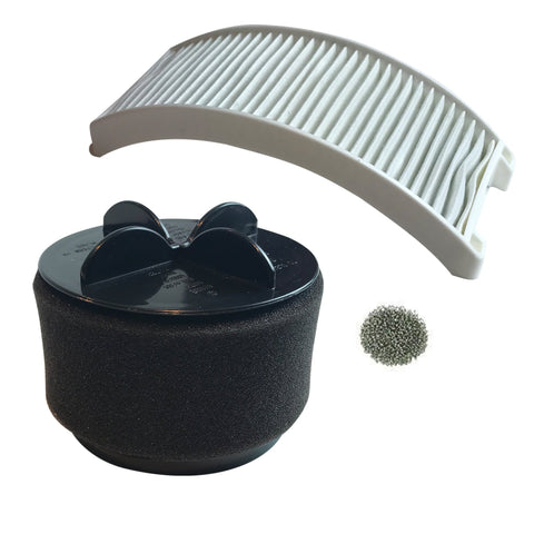Replacement Style 12 Filter Kit, Fits Bissell Upright Vacuums, Compatible with Part 2032120