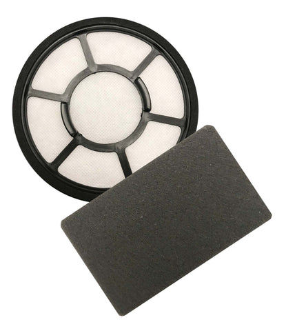 Replacement Kit for Black & Decker Pre Filter & Carbon Filter, Compatible With BDASV102 Airswivel Vacuums