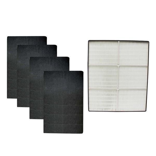 Replacement Pre-Filters & HEPA Filters, Fits Whirlpool Whispure Air Purifiers, Compatible with Part 8171434K & 1183054/K