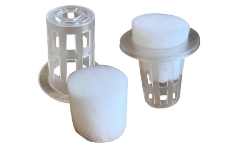 Replacement Clone Your Own Plant Cuttings Kit, Fits All AeroGardens With Bubbler Aeration, Cloning Baskets & Cloning Sponges