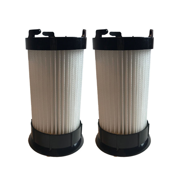 2pk Replacement Dust Cup Filters, Fits Eureka DCF4 & DCF18, Compatible with Part 62132, 63073, 3690, 18505, 61700, 61770, 28608-1 & 28608B-1