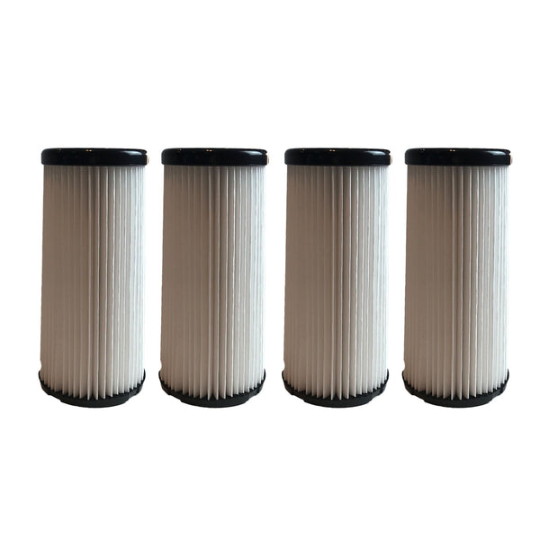 4pk Replacement Dust Cup HEPA Style Filters, Fits Kenmore DCF5, Compatible with Part 618683, 02080011000 & 02039000000