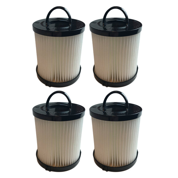 4pk Replacement Filters, Fits Eureka DCF21, Washable & Reusable, Compatible with Part 67821, 68931 & EF91