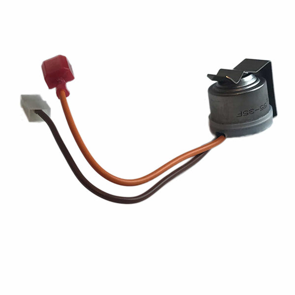 Replacement Refrigerator Defrost Thermostat, Fits Whirlpool, Compatible with Part 10442411