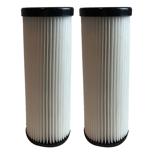 2pk Replacement F1 HEPA Style Filters, Fits Dirt Devil, Compatible with Part 3JC0280000, 2JC0280000 & 2JC0360000