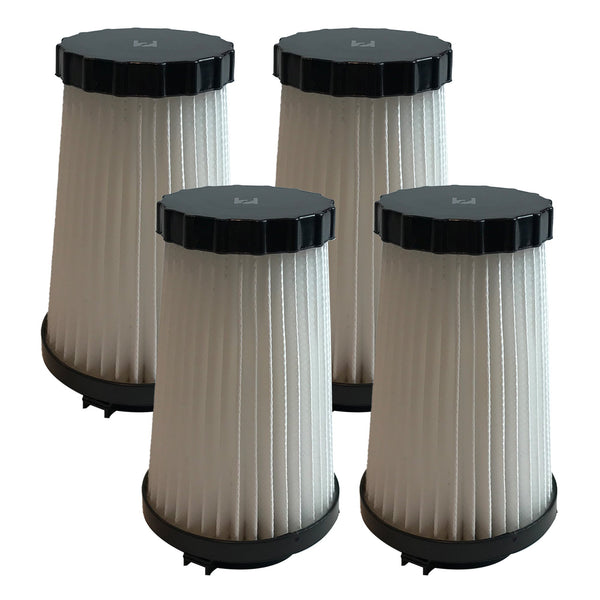 4pk Replacement F2 Filters, Fits Dirt Devil, Compatible with Part 3SFA11500X & 3-F5A115-00X
