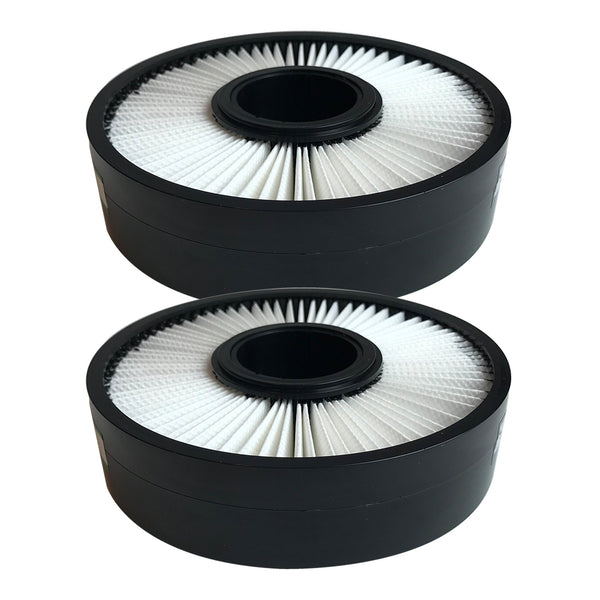 2pk Replacement F8 HEPA Style Filters, Fits Dirt Devil, Compatible with Part 3UD0280001