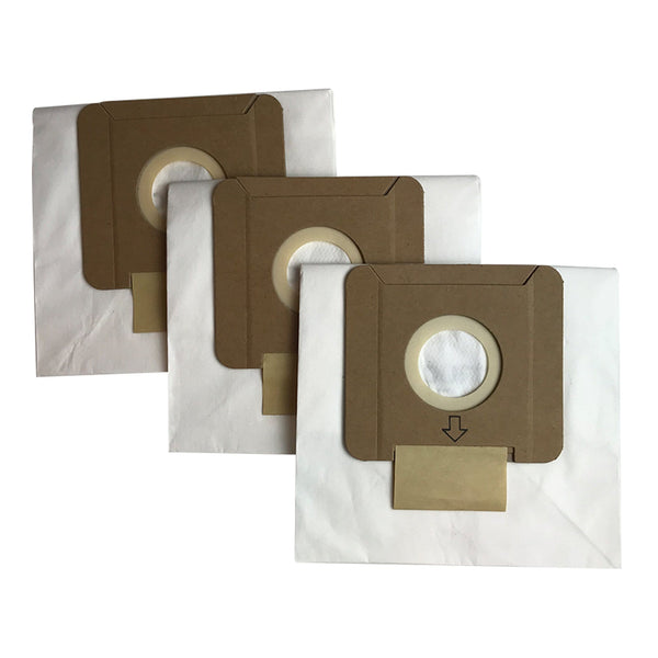 3pk Replacement Type O Tattoo Vacuum Bags, Fits Dirt Devil, Compatible with Part AD10030, 304235001 & 3-04235-00