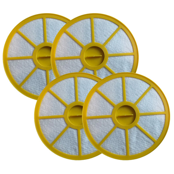 4pk Replacement Pre Filters, Fits Dyson DC14, Washable & Reusable, Compatible with Part 905401-01
