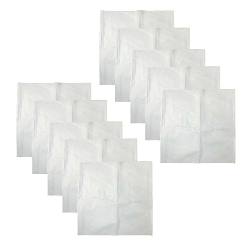 100PK Replacement Paper Coffee Filter Bags Fit Toddy(R) 5 Gallon Cold Brew System