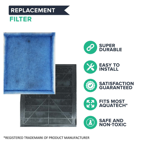 Replacement Aqua-Tech EZ-Change #3 Aquarium Filter Cartridge