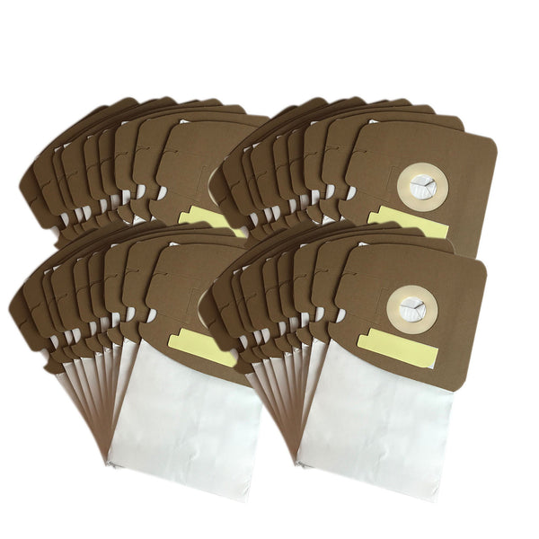 36pk Replacement Style MM Bags, Fits Eureka, Compatible with Part 60295, 60296 & 60297