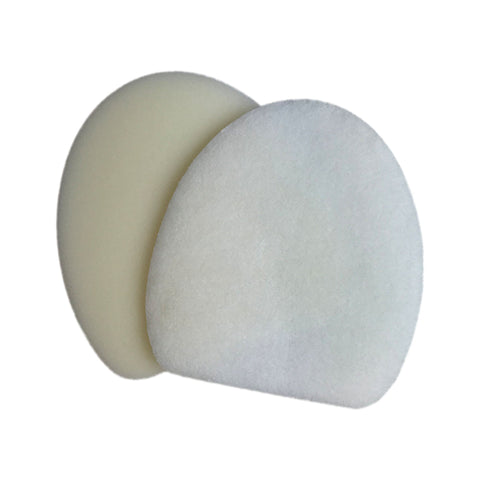 Replacement Foam & Felt Filters, Fits Shark NV400 Series, Compatible with Part XFF400