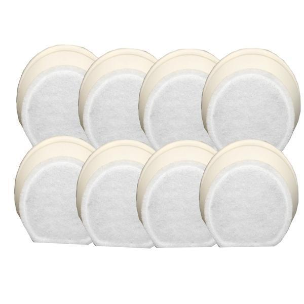 Replacement Charcoal Filters, Fits Drinkwell Avalon, Pagoda & Sedona Pet Fountains