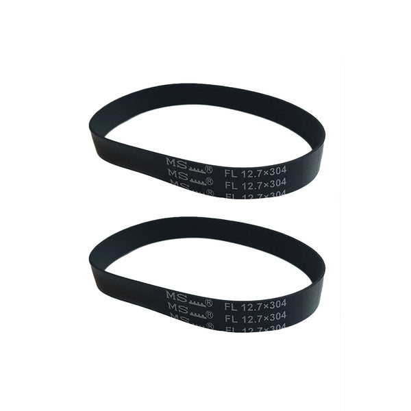 2pk Replacement Style S Vacuum Drive Belts, Fits Eureka, Compatible with Part 84756