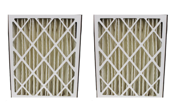 2 Goodman 20x25x5 MERV-8 Pleated HVAC Furnace Filters | Heating, Cooling, & Air Quality | Goodman |  Affordable