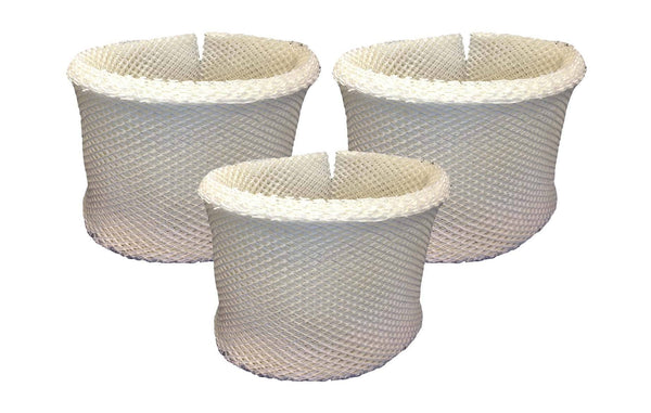 3 Filters for Kenmore & Emerson Wick Humidifiers | Part # 42-14906