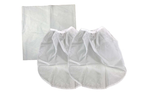 10PK Replacement Paper Coffee Filter Bags & 2 Strainers Fit Toddy® Cold Brew System 5 Gallon