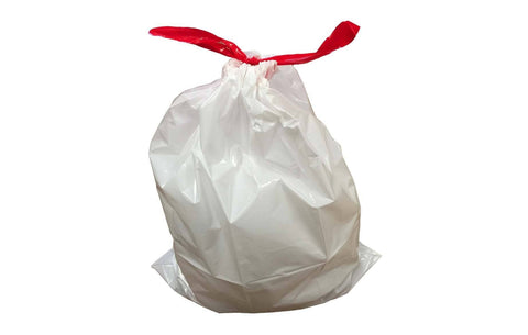 Replacement Durable Garbage Bags, Fits Simplehuman® 'size ''A''', 4.5L / 1.2 Gallon