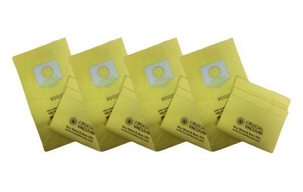 Replacement Paper Bags, Fits Kenmore 5055, 50557 & 50558, Compatible with Part 433934