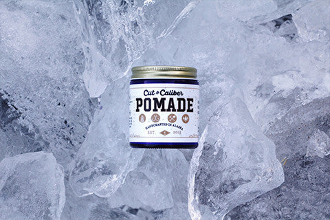 WATER BASED POMADE - Cut & Caliber - 1