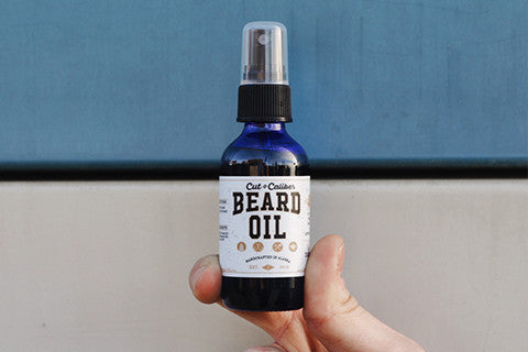 BEARD OIL - Cut & Caliber - 1