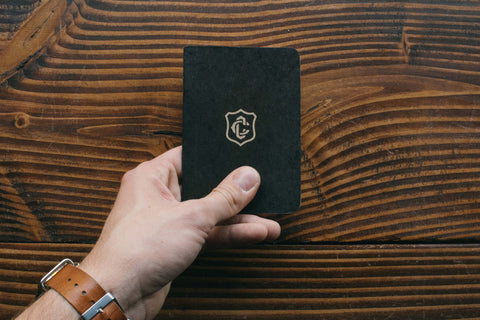 NOTEBOOK - Cut & Caliber