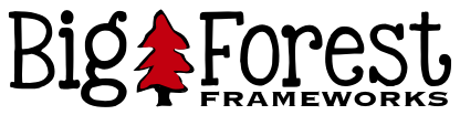 Big Forest Frameworks
