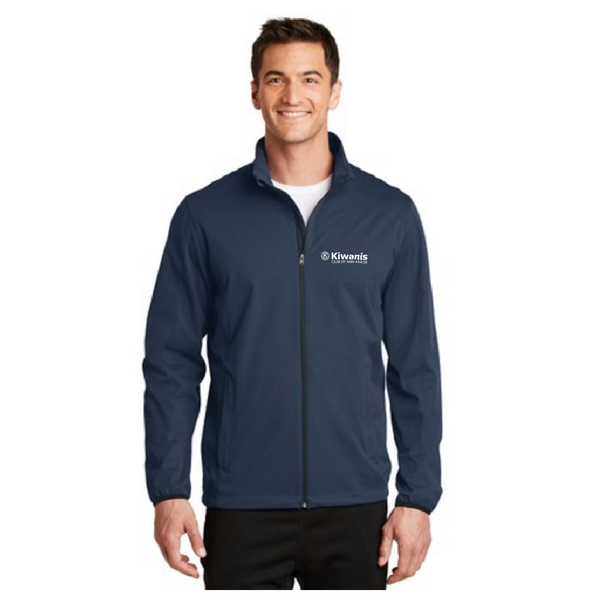 Ann Arbor Kiwanis Port Authority Active Soft Shell Jacket J717/L717