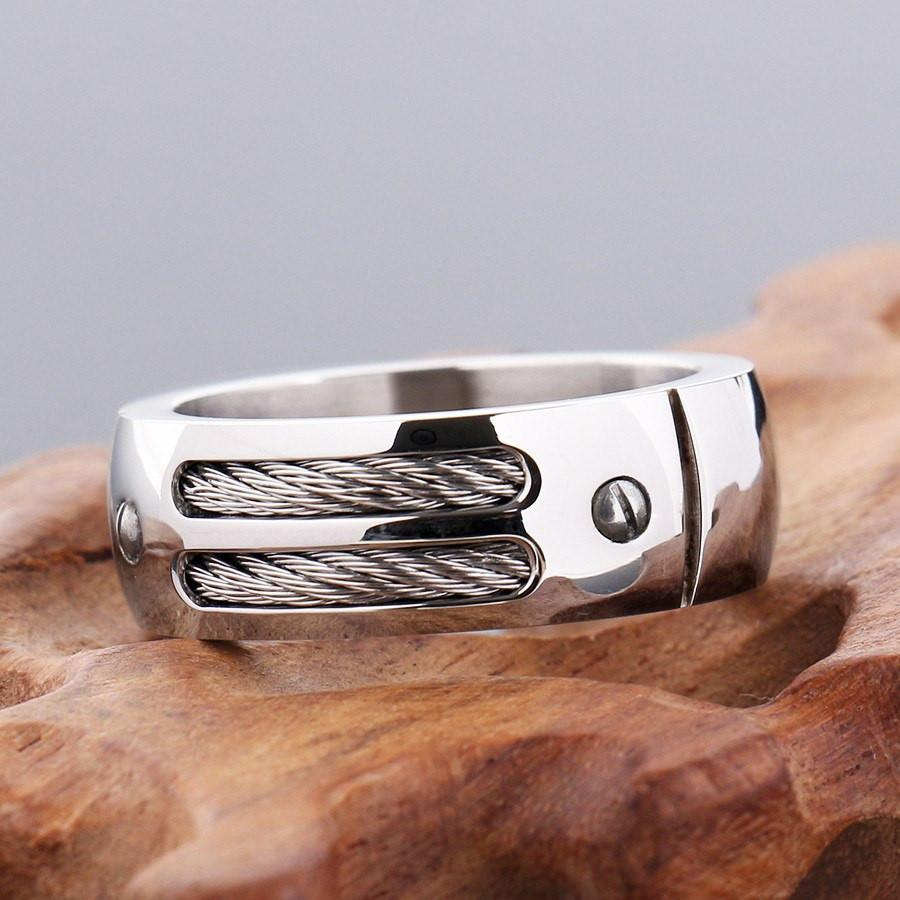 Stainless Steel Cable Ring