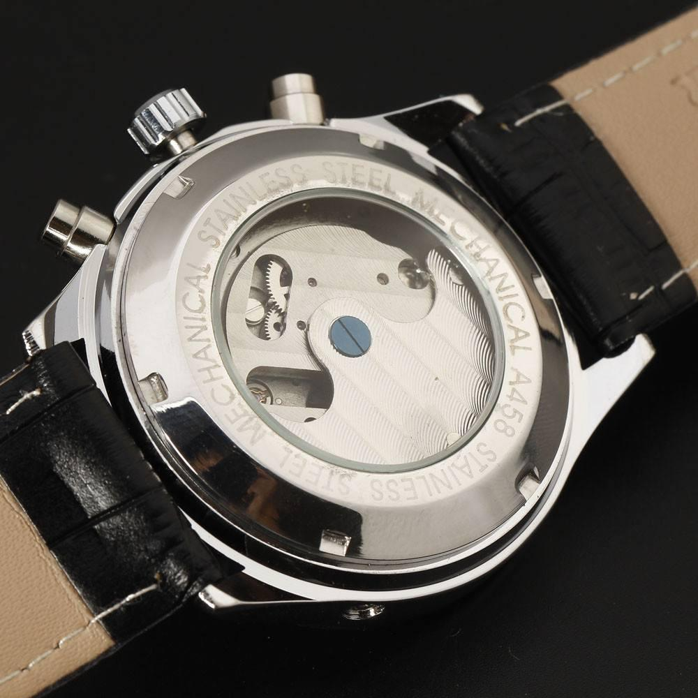 """The Vision"" Tourbillon Automatic Wrist Watch"