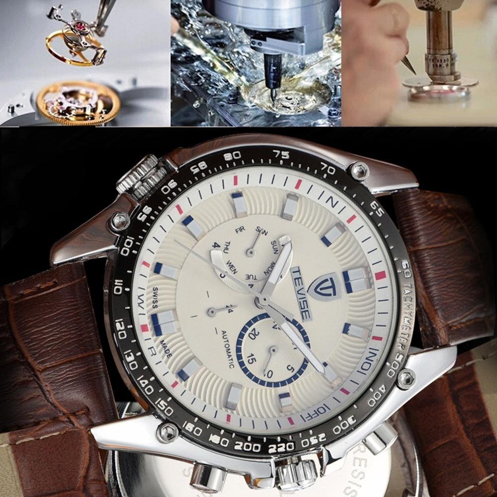 Parsec™ Military Multi-Function Watch - 4 Styles
