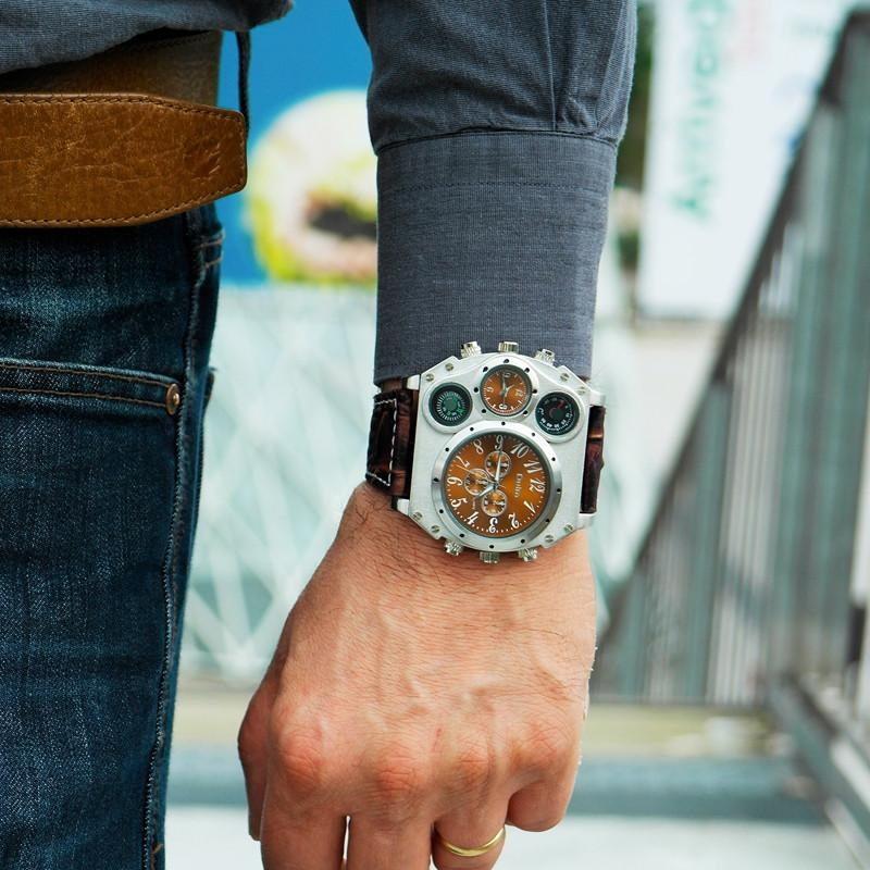 D4PO™ Steampunk Wrist Watch