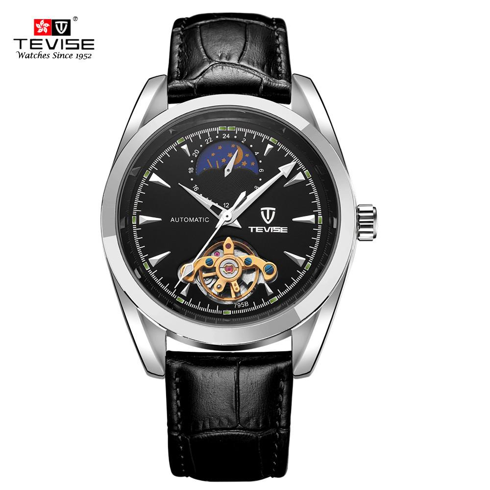Lunatos™ Premium Automatic Watch w/Moon Phase - 10 Styles