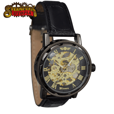 """The Commander"" Luxury Skeleton Watch"